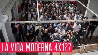 La Vida Moderna 4x127...es creer que un glory hole son los estigmas de Jesucristo