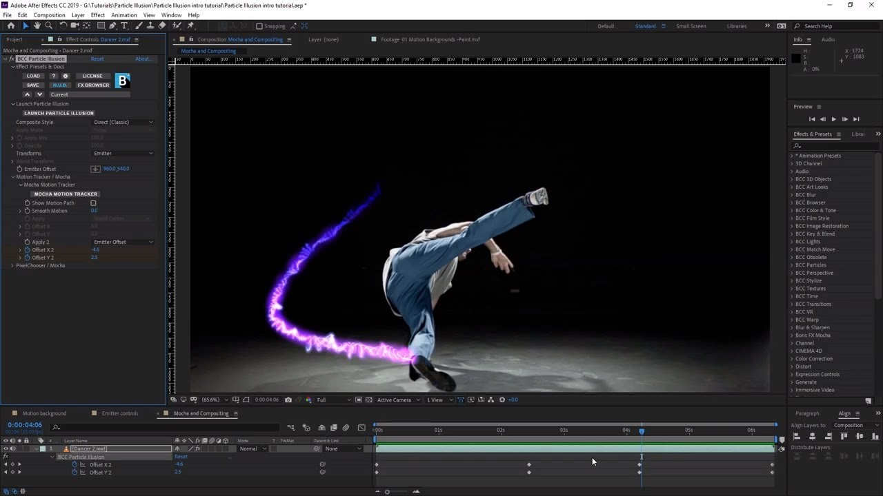 Intro to Particle Illusion Series for Adobe After Effects