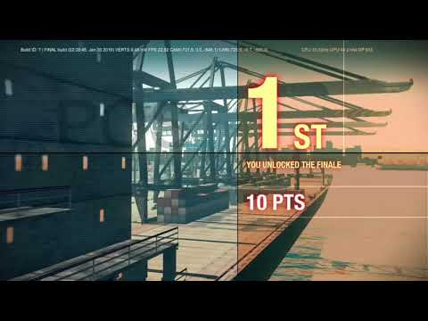 Split/Second Beta - Season Mode [ Episode 2 ]