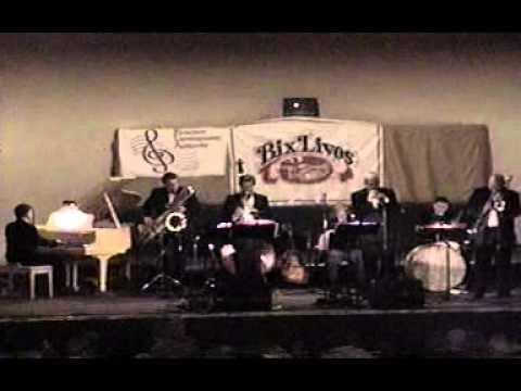 "BIX BEIDERBECKE & HIS GANG RANDY SANDKE & HIS ALL STARS 11/3/07 ""AT THE JAZZ BAND BALL"""