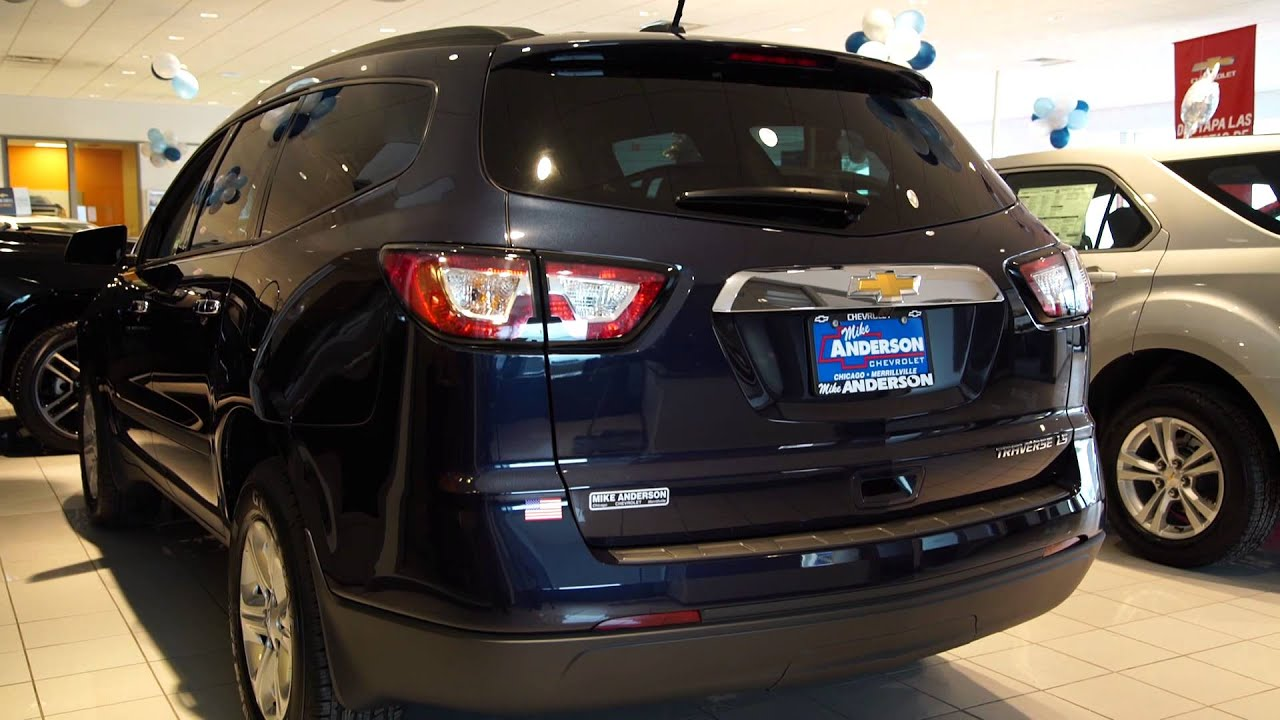 Superb 2016 Chevrolet Traverse | Mike Anderson Chevrolet Of Chicago