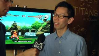 Naruto Shippuden Ultimate Ninja Storm 2: Interview