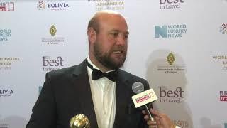 LATAM Bolivia, Eduardo Valdivia, Country Manager