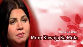 Abida Khanam - Mere Khwaja Ka Mela Aya - Islamic s
