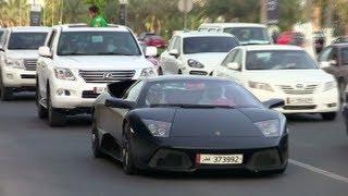 Qatar Supercar Traffic (Part 1)