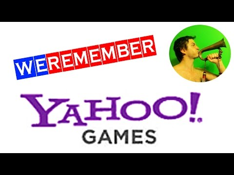 YAHOO GAMES Nostalgia ♣ Why Yahoo Games Was Closed