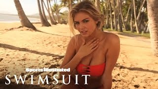 Kate Upton Gets Up-Close & Personal | Sports Illustrated Swimsuit xxx