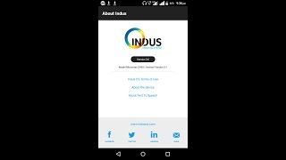 2018 New Update Indus Launcher || by Master Android