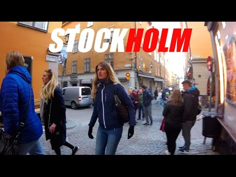 A Tour of STOCKHOLM: Sweden's Ultra Cool Capital