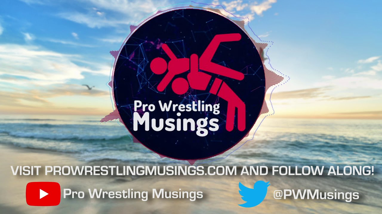 Podcast! The Debut Episode of the Pro Wrestling Musings Podcast!