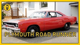 Mattias Plymouth Road Runner