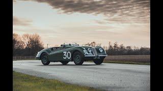 1950 Jaguar XK120 Competition – Ex Duncan Hamilton
