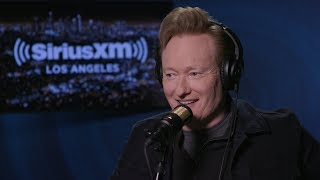 Howard Stern Names Conan O'Brien His Favorite Interview of All Time