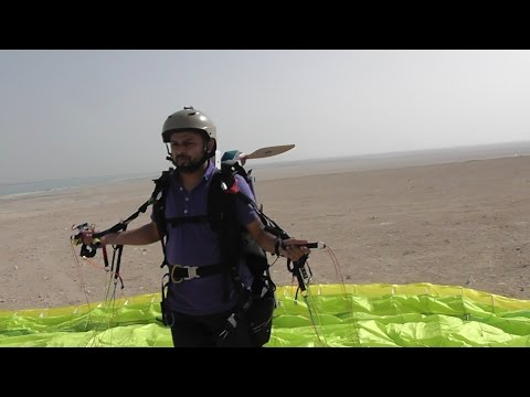 Homemade Electric Paramotor My Journey To Electric Powered Flight