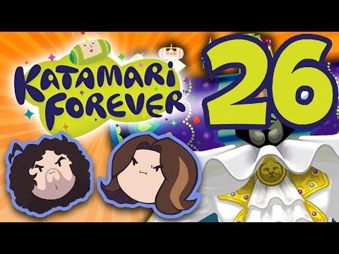 Katamari Forever: The Snowball Effect - PART 26 - Game Grumps