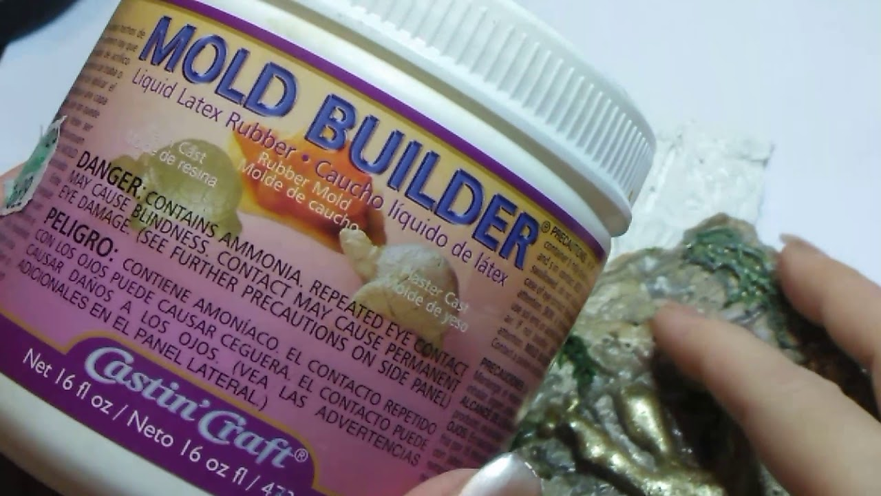 Casting Craft Mold Builder from Hobby Lobby