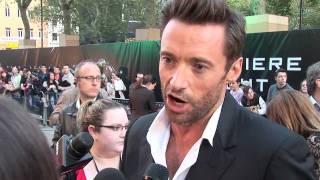 Real Steel - UK Premiere Interview