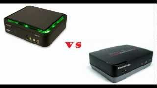 Avermedia Game Capture HD vs Hauppauge HD PVR
