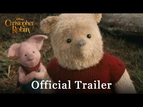 Christopher Robin Official Trailer Mp3