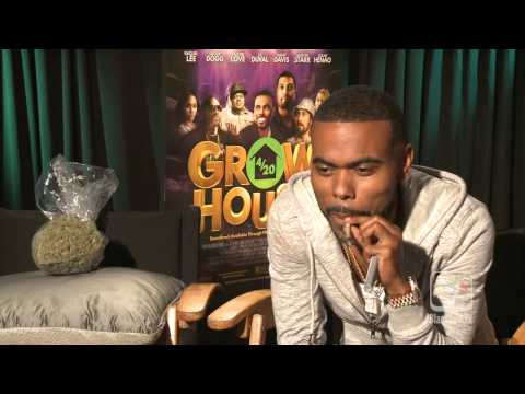 Lil Duval gets me high as fk at Grow House Press Day