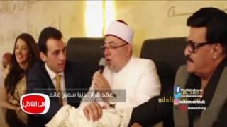 فيديو.. سمير غانم يروي أجواء مشاركته في فرح بنت جمال عبد الناصر