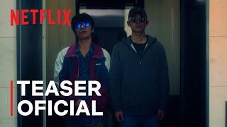 D.P. Dog Day | Teaser oficial | Netflix