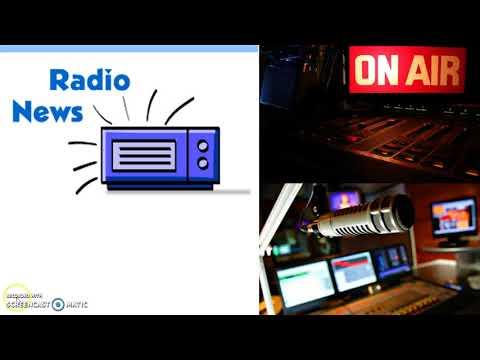 Example of Radio News Broadcast