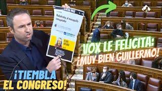 💥¡TRE-MEN-DO!💥SALVAJE REPASO de este diputado de CS a PSOE y PP por REPARTIRSE el CGPJ y RTVE