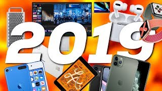 Apple in 2019: Year in Review