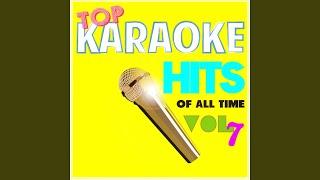 Ring of Fire (Karaoke Version) (Originally Performed By Johnny Cash)
