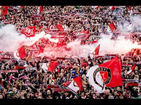 Feyenoord, we houden van die club (karaoke)