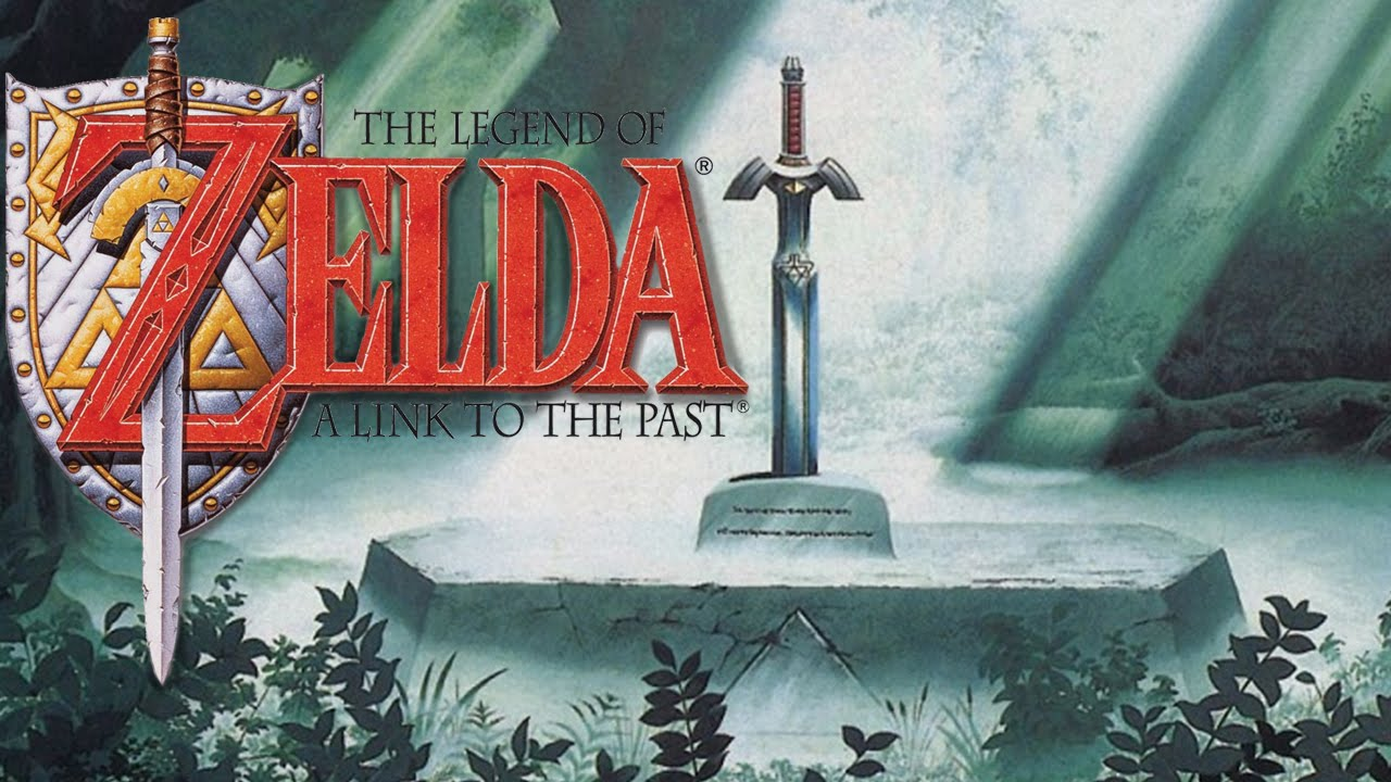 The Legend Of Zelda A Link To The Past 2 Resz Youtube