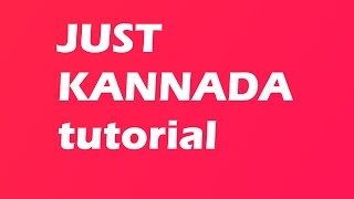 how to install just kannada for mobile screenshot 2