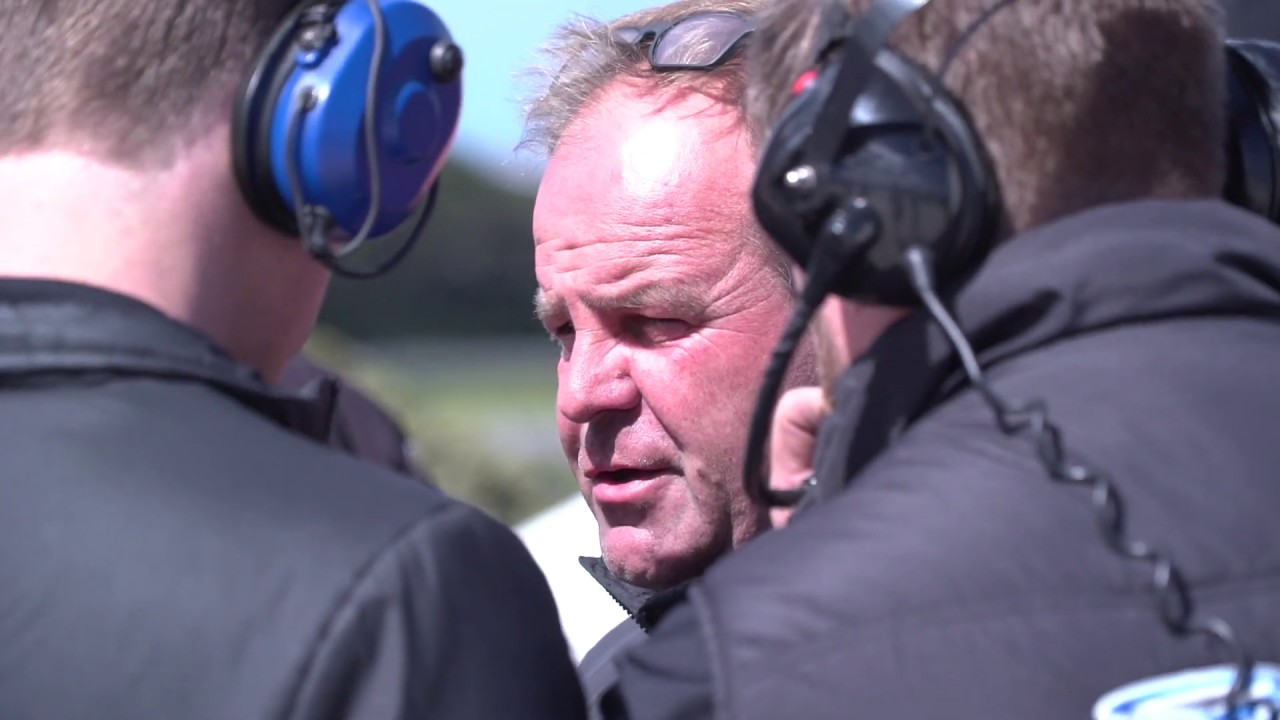 Talking Formula Ford with... Mick Ritter