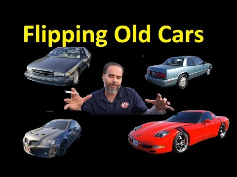 HOW TO MAKE MONEY AT AUCTION ON CARS ~ AUTOMOBILE VIDEO AbC! #1