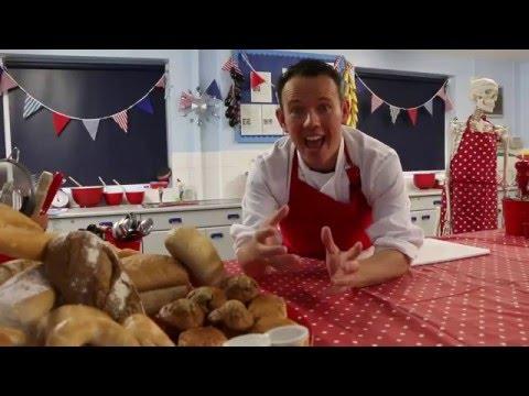 Fun Kitchen Investigates How Raising Agents Work For AQA