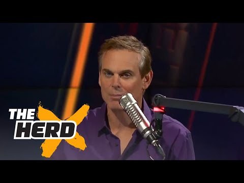 Colin Kaepernick is not a grown-up | THE HERD