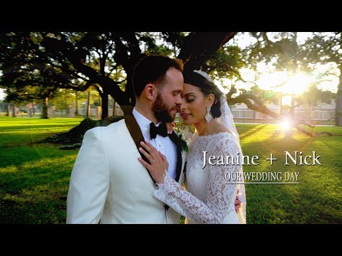 jeanine and Nick's Wedding Highlights