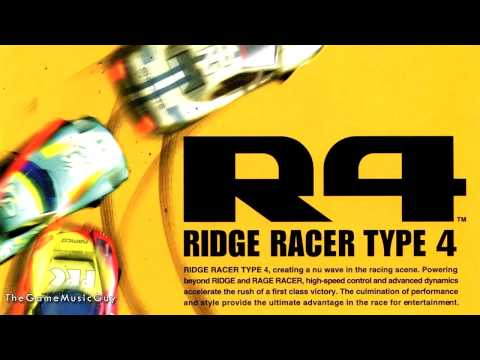 Pearl Blue Soul - R4: Ridge Racer Type 4 Soundtrack