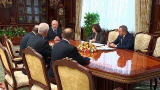 Лукашенко объяснил назначение Вовка на новую должность