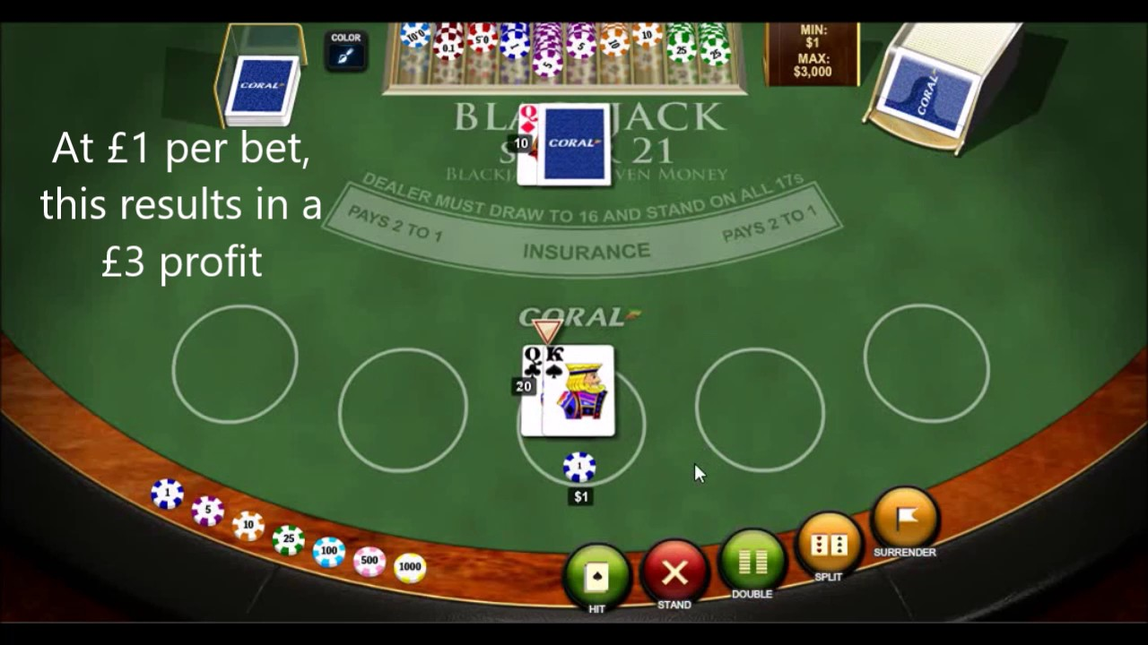 What Are The Odds Of Winning At Blackjack