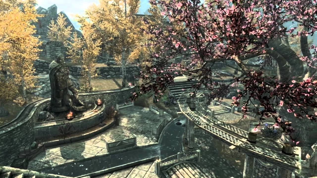 Beautiful Whiterun at Skyrim Nexus - mods and community