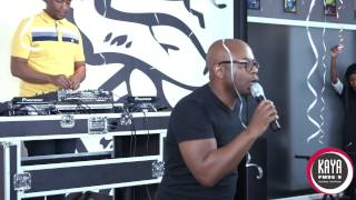 "Kaya FM 18th Birthday Celebration - Mdu performs ""Chomi Yabana"""