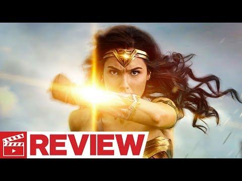 Wonder Woman Review (2017)