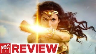 Wonder Woman Review (2017)