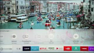 Samsung Smart TV: Software-Update