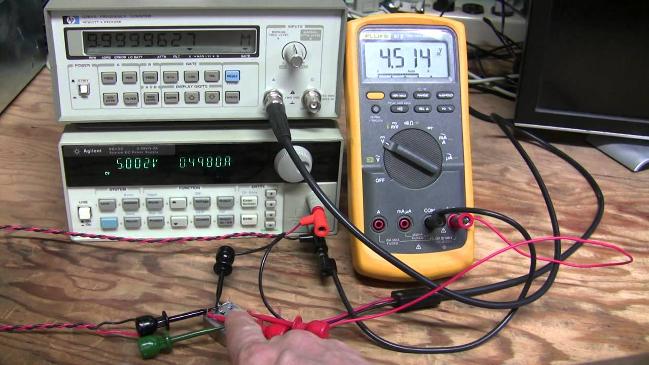 #8 - OCXO Precision Frequency Reference