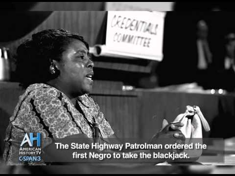 C-SPAN Cities Tour - Jackson: Freedom Summer & Mississippi Civil Rights