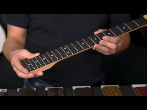 Richlite Fretboard Questions Answered In This FAQ Video
