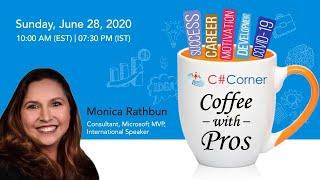Coffee with Pros ft. Monica Rathbun